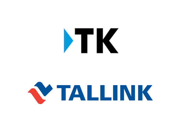 transiidikeskuse ja tallinki logod