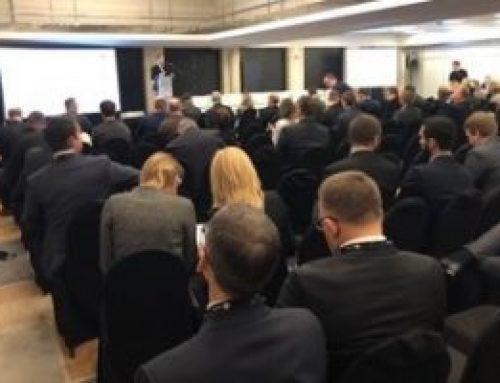 Rail Baltica arutelud Poola suurimal raudteekonverentsil