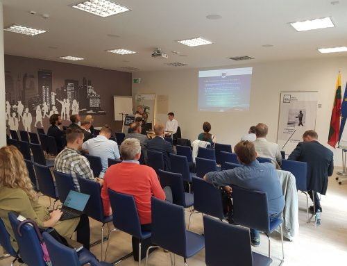 RBBN Kaunases: Rail Baltica kiirendab Baltimaade majanduslikku arengut