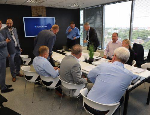Rail Baltica ärivõrgustik pidas aastakoosolekut