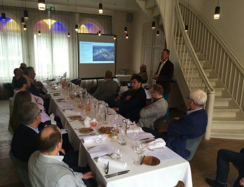 Rail Baltica ärivõrgustik pidas aastakoosolekut ja sai ülevaate Rail Baltica projekti edenemise kohta