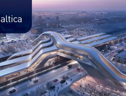 Rail Baltica ärivõrgustik sai veebinaril ülevaate RB projekti arengute kohta